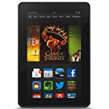 "Kindle Fire HDX 7"", HDX Display, Wi-Fi, 16 GB - Includes Special Offers (Previous Generation - 3rd)"