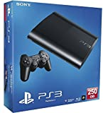 Sony Playstation 3 Super Slim 500 GB Charcoal Black Console PS3 (NTSC)