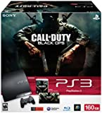 PlayStation 3 160GB Call of Duty: Black Ops Bundle