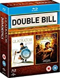 Gladiator / Immortals - Double Pack [Blu-ray]
