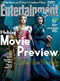 Entertainment Weekly (1-year auto-renewal)